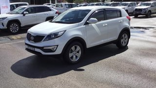 2012 Kia Sportage SL MY12 SI White 6 Speed Sports Automatic Wagon