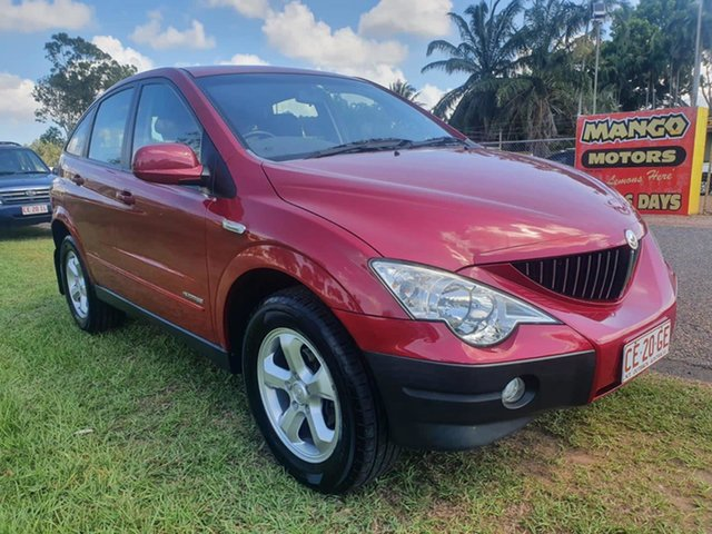 Used Ssangyong Actyon 100 Series MY08 XDi Pinelands, 2010 Ssangyong Actyon 100 Series MY08 XDi 4 Speed Automatic Wagon