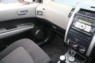 2009 Nissan X-Trail T31 MY10 TS (4x4) White 6 Speed Manual Wagon