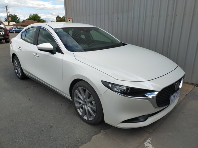 Used Mazda 3 BP2SLA G25 SKYACTIV-Drive Evolve Horsham, 2019 Mazda 3 BP2SLA G25 SKYACTIV-Drive Evolve 6 Speed Sports Automatic Sedan