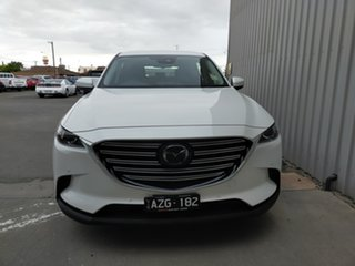 2019 Mazda CX-9 TC Touring SKYACTIV-Drive 6 Speed Sports Automatic Wagon.