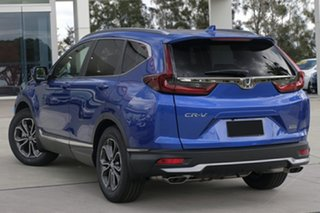 2021 Honda CR-V RW MY21 VTi FWD L7 Blue 1 Speed Constant Variable Wagon.