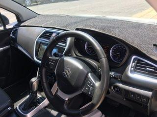 2017 Suzuki S-Cross JY Turbo Prestige White Sports Automatic