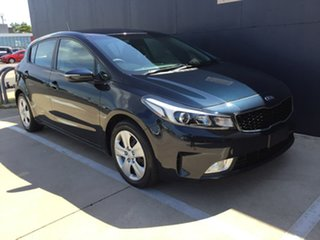 2018 Kia Cerato YD MY18 S Blue 6 Speed Sports Automatic Hatchback.