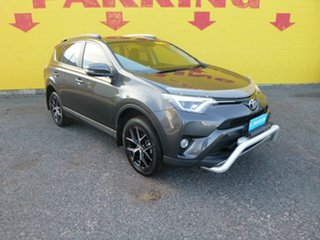2017 Toyota RAV4 ASA44R GXL AWD Grey 6 Speed Sports Automatic Wagon.