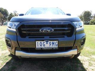 Ford Ranger wildtrak Grey 6 Speed Automatic Dual Cab