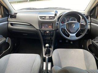 2011 Suzuki Swift FZ GLX Silver 5 Speed Manual Hatchback