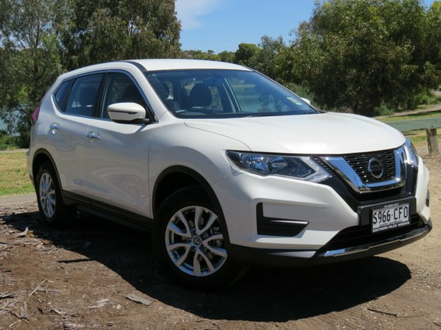 Demo Nissan X-Trail T32 Series III MY20 ST X-tronic 2WD Morphett Vale, 2020 Nissan X-Trail T32 Series III MY20 ST X-tronic 2WD Ivory Pearl 7 Speed Constant Variable Wagon