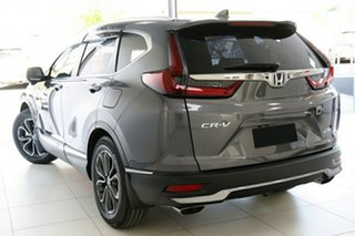 2021 Honda CR-V RW MY21 VTi FWD L7 Modern Steel 1 Speed Constant Variable Wagon