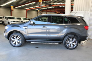 2017 Ford Everest UA Titanium Blue 6 Speed Automatic SUV