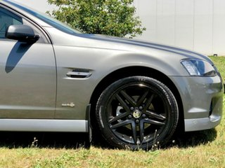 2011 Holden Commodore VE II SV6 Sportwagon Grey 6 Speed Sports Automatic Wagon