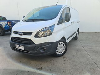 2018 Ford Transit Custom VN 2017.75MY 290S Low Roof SWB White 6 Speed Automatic Van.