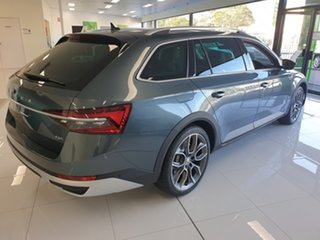 2020 Skoda Superb NP MY20.5 200TSI DSG Scout Quartz Grey 7 Speed Sports Automatic Dual Clutch Wagon