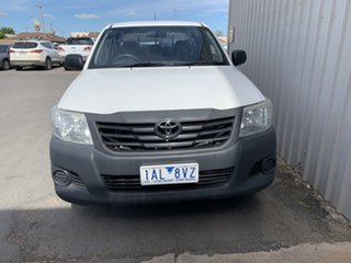 Toyota Hilux 4x2 Workmate.
