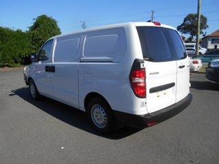 2018 Hyundai iLOAD TQ Series II (TQ3) MY1 3S Twin Swing White 5 Speed Automatic Van.