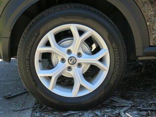 2020 Nissan Juke F16 ST+ DCT 2WD Pearl Black 7 Speed Sports Automatic Dual Clutch Hatchback