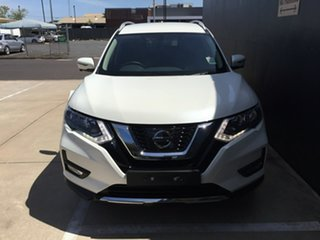 2020 Nissan X-Trail T32 Series III MY20 ST-L X-tronic 4WD White 7 Speed Constant Variable Wagon.