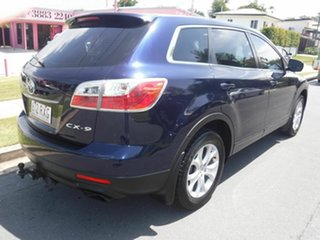 2011 Mazda CX-9 TB SERIES 4 Classic Blue 6 Speed Automatic Wagon.