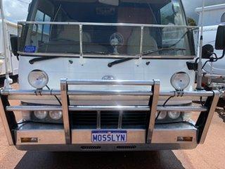 1997 Toyota Coaster White Campervan
