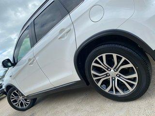 2017 Mitsubishi ASX XC MY17 XLS White 6 Speed Sports Automatic Wagon