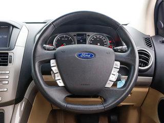 2014 Ford Territory SZ Titanium (4x4) Silver 6 Speed Automatic Wagon