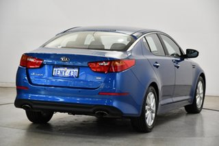 2014 Kia Optima TF MY14 SI Abyss Blue 6 Speed Sports Automatic Sedan