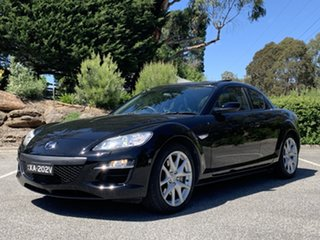 2010 Mazda RX-8 FE1032 Luxury Black 6 Speed Sports Automatic Coupe.
