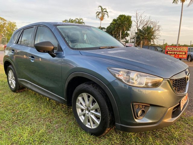 Used Mazda CX-5 KE1021 MY14 Maxx SKYACTIV-Drive AWD Sport Pinelands, 2014 Mazda CX-5 KE1021 MY14 Maxx SKYACTIV-Drive AWD Sport Blue 6 Speed Sports Automatic Wagon