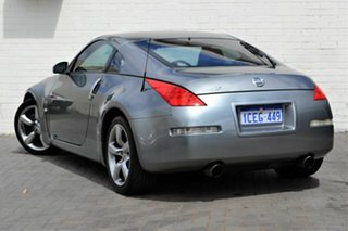 2006 Nissan 350Z Z33 MY06 Touring Silver 5 Speed Sports Automatic Coupe