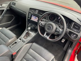 2013 Volkswagen Golf VII MY14 GTI DSG Red 6 Speed Sports Automatic Dual Clutch Hatchback