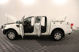 2014 Ford Ranger PX XL White 6 speed Automatic Utility