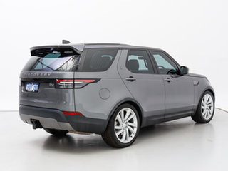 2018 Land Rover Discovery MY18 TD6 SE (190kW) Grey 8 Speed Automatic Wagon