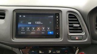 2020 Honda HR-V MY21 VTi-S Blue 1 Speed Automatic Hatchback