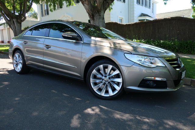 Used Volkswagen Passat CC 3C MY10 V6 FSI Prospect, 2009 Volkswagen Passat CC 3C MY10 V6 FSI 6 Speed Direct Shift Coupe