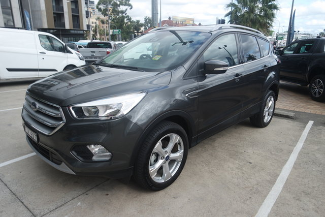 Used Ford Escape ZG 2019.75MY Trend Parramatta, 2019 Ford Escape ZG 2019.75MY Trend Magnetic 6 Speed Sports Automatic SUV