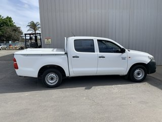 Toyota Hilux 4x2 Workmate