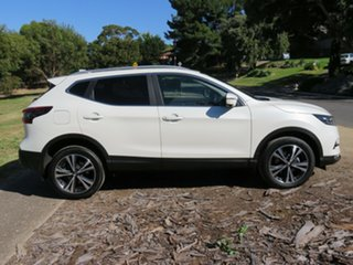2019 Nissan Qashqai J11 Series 2 ST-L X-tronic White 1 Speed Constant Variable Wagon