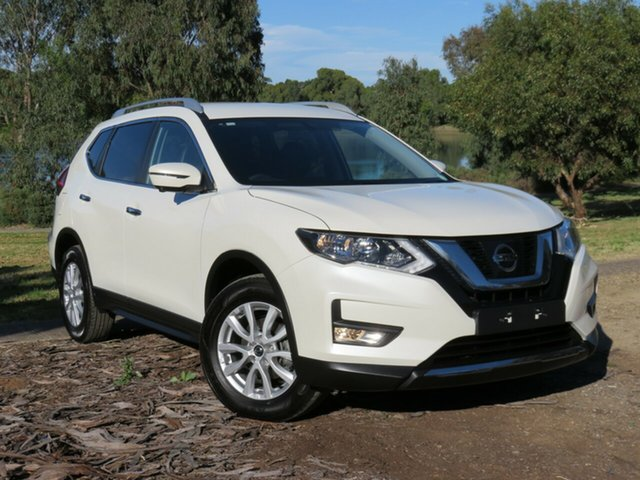 Used Nissan X-Trail T32 Series II ST-L X-tronic 2WD Morphett Vale, 2018 Nissan X-Trail T32 Series II ST-L X-tronic 2WD White 7 Speed Constant Variable Wagon