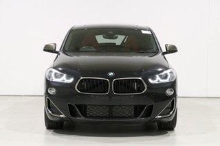 2019 BMW X2 F39 MY19 M35I Sapphire Black 8 Speed Automatic Steptronic Wagon.
