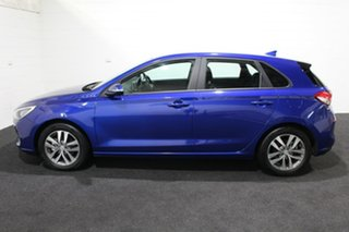 2019 Hyundai i30 PD2 MY19 Active Intense Blue 6 Speed Sports Automatic Hatchback
