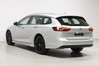 2018 Holden Commodore ZB RS Silver 9 Speed Automatic Sportswagon