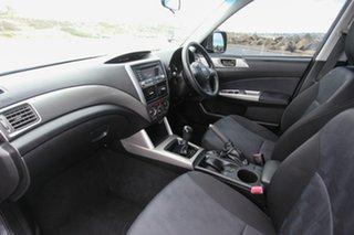 2009 Subaru Forester S3 MY09 X AWD Grey 5 Speed Manual Wagon