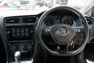 2017 Volkswagen Golf 7.5 MY17 110TSI DSG Black 7 Speed Sports Automatic Dual Clutch Hatchback