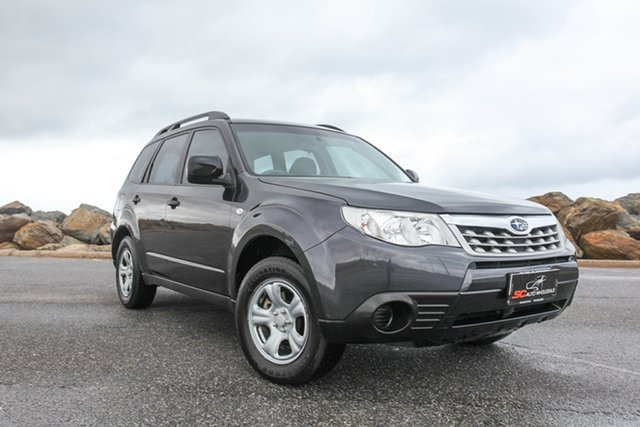Used Subaru Forester S3 MY09 X AWD Lonsdale, 2009 Subaru Forester S3 MY09 X AWD Grey 5 Speed Manual Wagon
