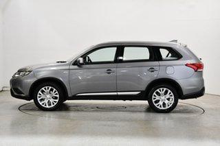 2019 Mitsubishi Outlander ZL MY20 ES AWD Grey 6 Speed Constant Variable Wagon.