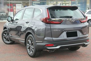 2021 Honda CR-V RW MY21 VTi FWD X Modern Steel 1 Speed Constant Variable Wagon.