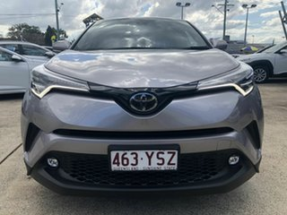 2019 Toyota C-HR NGX50R Koba S-CVT AWD Silver 7 Speed Constant Variable Wagon.