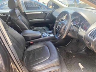 2009 Audi Q7 MY09 Upgrade 3.0 TDI Quattro Ltd Ed Grey 6 Speed Tiptronic Wagon