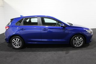 2019 Hyundai i30 PD2 MY19 Active Intense Blue 6 Speed Sports Automatic Hatchback.