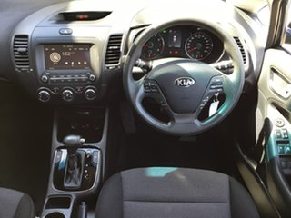 2018 Kia Cerato YD MY18 S Blue 6 Speed Sports Automatic Hatchback